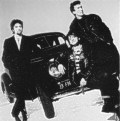 Icicle Works Promo Photo for Blind, 1939 Ford